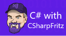 Learning C# with CSharpFritz